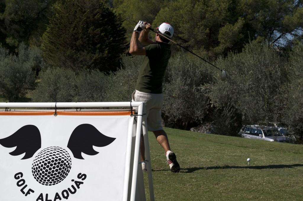 jugador de golf, Alaquas
