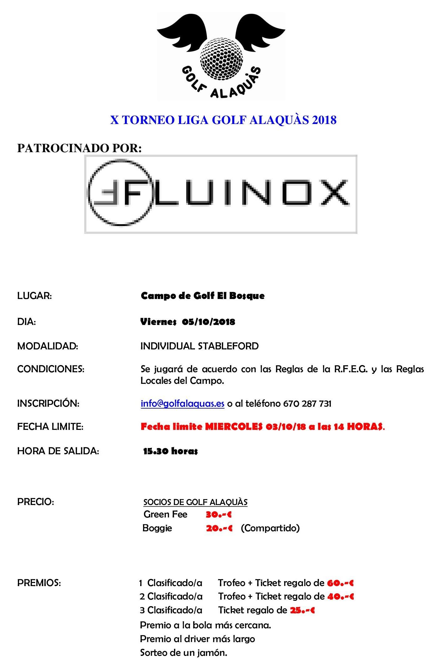 INFO X TORNEO 2018 05-10-18