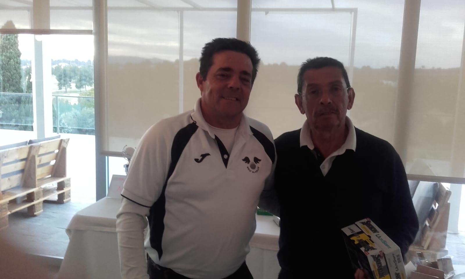 Cesar Fino octavo clasificado Liga 2018