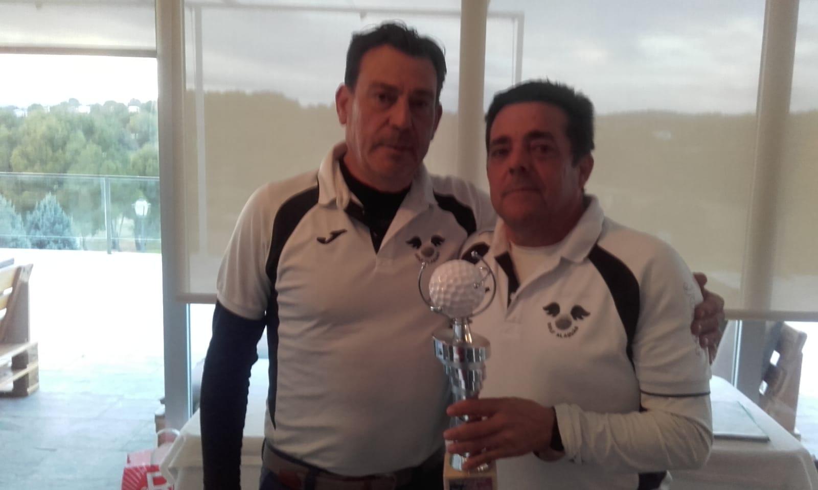 Jaime Campos campeón Liga 2018